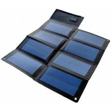 Портативная солнечная панель Powertec PT12 USB