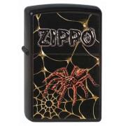 Зажигалка Zippo Web And Spider 218.184