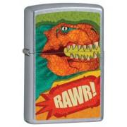 Зажигалка Zippo T-Rex Rawr 24886