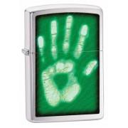 Зажигалка Zippo Identity Hand Print 28283