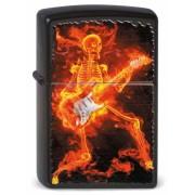 Зажигалка Zippo Guitarist 218.431