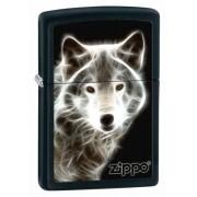Зажигалка Zippo White Wolf (28303)