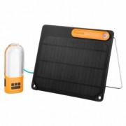 Портативная солнечная батарея BioLite PowerLight Solar Kit (с аккумуляторным фонарем)