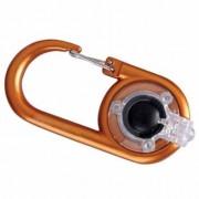 Брелок-фонарик Munkees Carabiner LED