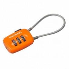 Брелок-замок Munkees Cable Combi Lock