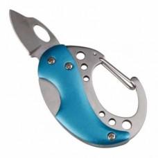 Нож-Брелок-Карабин Munkees Mini Carabiner Knife