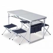Стол со стульями Pinguin Table Set