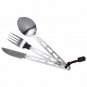 Столовые приборы Primus Titanium Fork, Spoon & Knife Kit