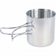 Стальная кружка Tatonka Handle Mug 600