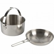 Кастрюля с крышкой-сковородой Tatonka Kettle 1.0L