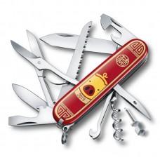 Нож Victorinox Huntsman Year of the Pig 2019 1.3714.E8