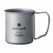 Кружка SNOW PEAK TI-SINGLE CUP 300ML