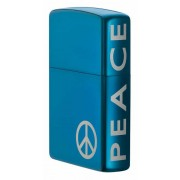 Зажигалка Zippo Peace On The Side 21055