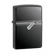 Зажигалка Zippo Zipper Black Ice 21088