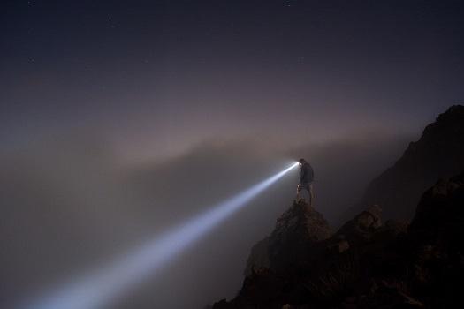 Выбор налобного фонаря