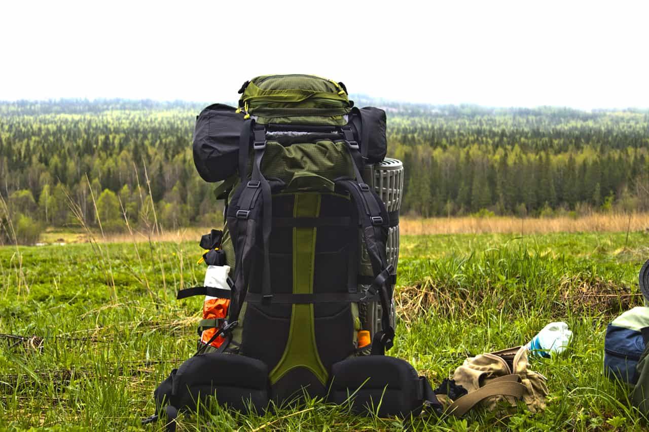 Туристический рюкзак для гор